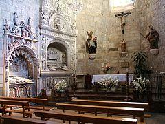Burgos - Convento Sta Dorotea 08.JPG