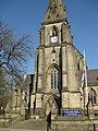 Bury Parish Church 08 April 2017 tower.jpg