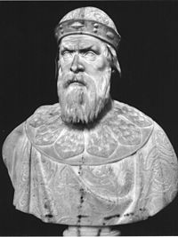 Bust of Angelo Partecipazio. Panteon Veneto; Istituto Veneto di Scienze, Lettere ed Arti.jpg