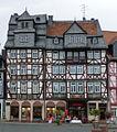 Butzbach Marktplatz3 GoldenenLöwen 2013.jpg