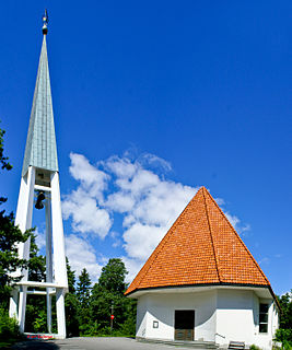 Bygdøy Church Church in Oslo, Norway