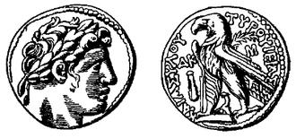 Tyrian shekel - Tyrian shekel