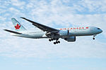 C-FNNH Boeing 777 Air Canada (14622756977).jpg