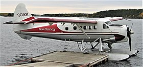 Image illustrative de l'article De Havilland Canada DHC-3 Otter