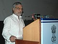 C.P. Joshi addressing at the Meeting of State Agriculture & Horticulture Ministers on Managing Agriculture in the context of deficient rainfall, in New Delhi on August 21, 2009.jpg