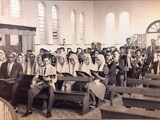 Christian Congregation in Brazil - Headquarters in Guaianases, São Paulo in 1950