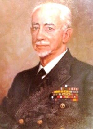 Charles L. Carpenter - Rear Admiral Charles L. Carpenter
