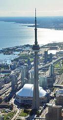 CN Tower Bearbeitung