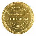 COLLECTIE TROPENMUSEUM Gouden legpenning TMnr 1495-2.jpg
