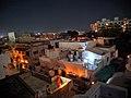COVID-19 pandemic lockdown in India 5 April mass lamp lighting event 2 3.jpg