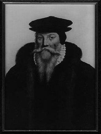 Caspar Peucer - Caspar Peucer