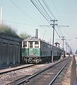 CTA Westbound Lake Street L in Oak Park, IL on August 14, 1962 (22432180071).jpg