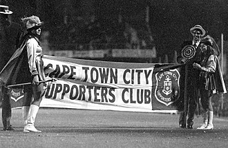 Cape Town City F.C. (NFL) - The Supporters' Club welcome at all home matches