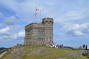Area code 709 - Signal Hill, Newfoundland