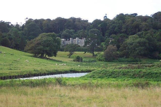 Caerhays Castle - geograph.org.uk - 43585