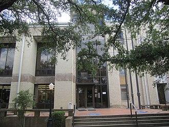 Caldwell Parish, Louisiana - Image: Caldwell Parish Courthouse, Columbia, LA IMG 2712