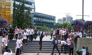Go Skateboarding Day - Go Skateboarding Day 2009 in Calgary