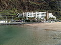 Calheta Beach Hotel from the sea wall, Calheta, Madeira.jpg