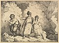 Caliban, Prospero and Miranda (Shakespeare's Tempest) MET DP828462.jpg