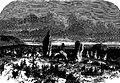 Camaret Pierres celtiques -Mme de Lalaing Les côtes de France 1886-.jpg
