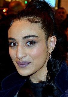 Camélia Jordana French pop singer