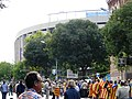 Camp Nou - Via Catalana - abans de l'hora P1200401.jpg