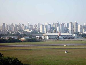 Santana (district of São Paulo) - Campo de Marte Airport