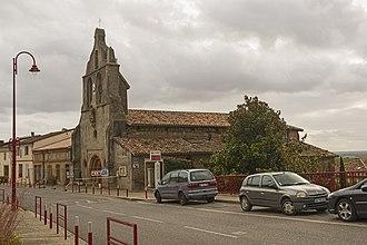 Canals, Tarn-et-Garonne - Image: Canals (Tarn et Garonne) L'église