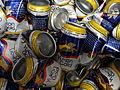 Cans of Yukon Gold Beer - Yukon Brewing Company - Whitehorse - Yukon Territory - Canada.jpg