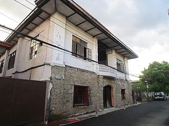 Santa Elena, Marikina - Capitan Venciong house, one of Marikina's oldest houses.