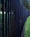 Car park security fencing. - geograph.org.uk - 499305.jpg