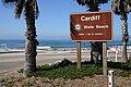 Cardiff Beach sign.jpg