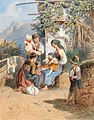 Carl Goebel - A peasant family idyl.jpg