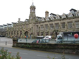 Carlisle railway station - Image: Carlisle Railway Station geograph.org.uk 958854