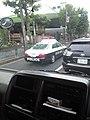 Carro de polícia no Japão.jpg