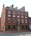 Carroll Mansion, 800 E. Lombard St., Baltimore City, Maryland.JPG