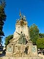 Casco Antiguo de Pontevedra, Monumento ós heroes de Pontesampaio.jpg