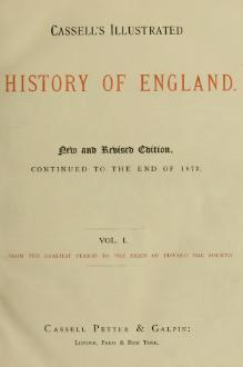 Cassell's Illustrated History of England vol 1.djvu