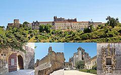 Castelo dos Templários e Convento de Cristo,Tomar, Portugal.jpg