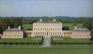 Castletown House 18th century Palladian country home in Celbridge, Co.Kildare