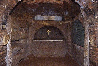 Catacombs of Saint Agnes - Image: Catacombe S Aflm