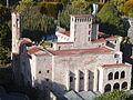 Catalunya en Miniatura-Palau Reial Major i Capella de Santa Àgata.JPG