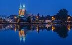 Panorama miasta - Gniezno