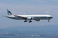 B-KPX - B77W - Cathay Pacific