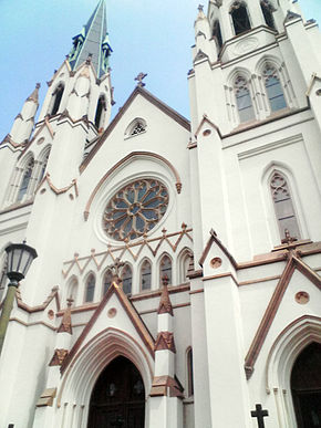 Cathedral of St. John the Baptist (Savannah, Georgia, USA).JPG