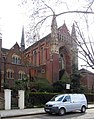 Catholic Apostolic Church, Maida Avenue W2 - geograph.org.uk - 351953.jpg