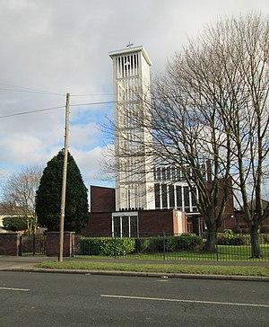 Gipton -  Church of St Nicholas
