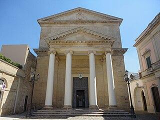 Roman Catholic Diocese of Ugento-Santa Maria di Leuca diocese of the Catholic Church