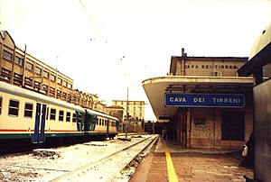 Cava de' Tirreni - Railway station