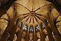 Ceiling of the ambulatory - Santa Maria del Mar - Catalonia 2014 (3).JPG